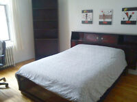 Sunny room,fully furnished,all include,metro front, June mid