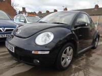 2008 Volkswagen Beetle 1.6 2008MY Luna petrol full service clean car all round