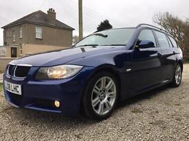 2008 BMW 3 SERIES 320d M Sport [177]