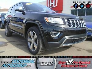 Jeep Grand Cherokee Limited - 3.6L, V6, 4WD 2015