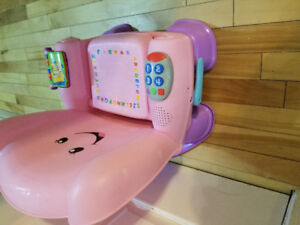 Fisher price Pre-potty training chair