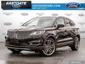 2016 Lincoln MKC Reserve 2.3L Ecoboost
