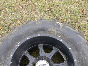 "28"" Swamp Lite Tire and Rim Set Quad/UTV SxS Tires Regina Regina Area image 2"