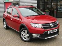 2015 DACIA SANDERO STEPWAY 0.9 TCe Ambiance 5dr