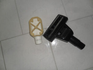 2 Special Vacuum Attachments, one for dogs, other for upholstery
