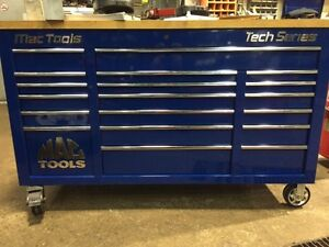 HUGE MAC TOOLBOX BRAND NEW OWNER RETIRED  $3800.00 67x25 inches