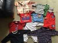 Baby Boys clothes 0 - 12months
