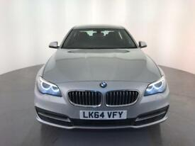 2014 64 BMW 530D SE AUTOMATIC DIESEL SALOON 1 OWNER SERVICE HISTORY FINANCE PX