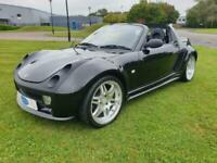 SMART BRABUS ROADSTER, 1 LADY OWNER, LOW MILEAGE