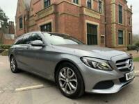 2014 Mercedes-Benz C Class 2.1 C220 BLUETEC SPORT 5DR AUTOMATIC Estate Diesel Au