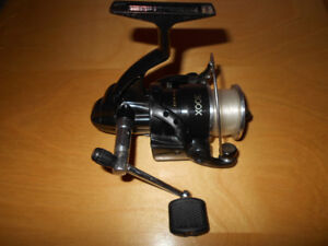 Moulinet pour canne Mitchell Haute vitesse, Fishing reel rod