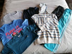 Boys clothes bundle 7 items Age 11-12