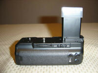 Canon Battery grip like new in box