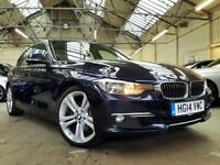 2014 BMW 3 Series 3.0 330d Luxury Sport Auto 4dr (start/stop)