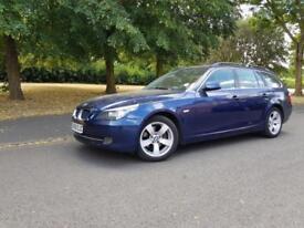 2009 BMW 520 2.0TD SE Touring **87000**