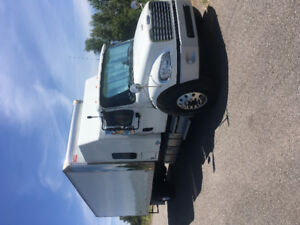 2016 Freightliner M2 with job. $98,000