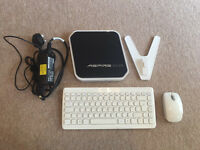 Acer Revo mini PC / HTPC with wireless keyboard and mouse, 4GB RAM, 500GB hard drive