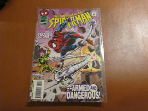 The Spectacular SPIDER-MAN #232 Doctor Octopus