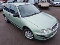 Rover 25 1.1i 3dr Hatch, Only 31k, One Owner