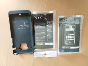 Samsung galaxy S2 screen protectors and external battery