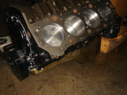 CHEV 454 RECO FULLY RECONDITIONED SHORT ENGINE