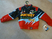 Mickey and Friends Jacket Size Small
