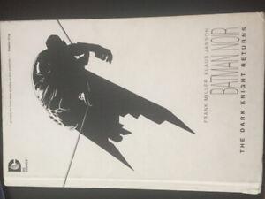 Batman Noir - The Dark Knight Returns