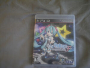 Hatsune Miku Project Diva F (PS3)