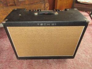 Tech 21 Trademark 120 guitar amp