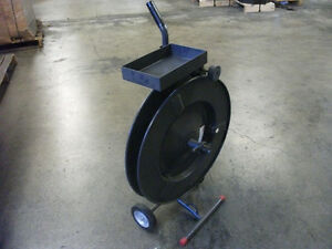 New priced right strapping cart