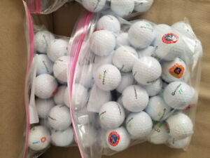 Used golf balls for sale - CHEAP!