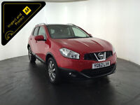 2012 62 NISSAN QASHQAI TEKNA IS DCI 1 OWNER SERVICE HISTORY FINANCE PX WELCOME