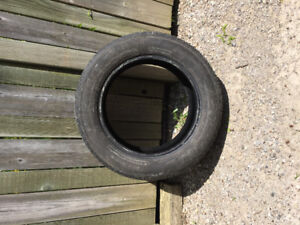 """Four 16"""" Radial tires"""