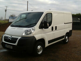 Citroen Relay 2.2HDi ( 110 ) 30 L1H1 Enterprise Special Edition SWB 2013