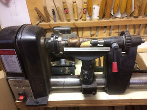 Complete Wood Lathe Package