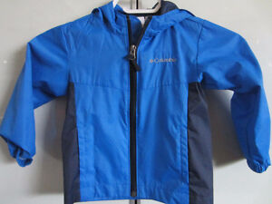 Toddler Size 3 Jackets - Columbia, Polo and Zara Kids
