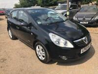 2010 Vauxhall Corsa 1.2 i 16v Energy Hatchback 5dr Petrol Manual (a/c) (124