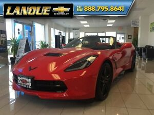 2016 Chevrolet Corvette Stingray Z51   BRAND NEW -FINAL CLEAR OU