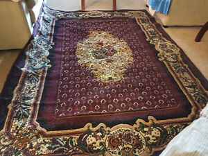 Set of 2 area rugs.