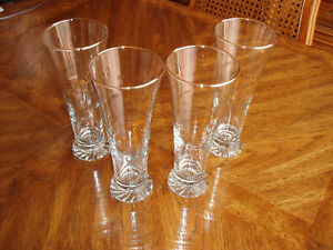 PETRO CANADA 1988 WINTER OLYMPIC BEER GLASSES