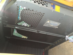 2006 Chevy shelving and divider