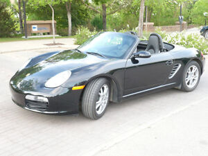 2006 Porsche Boxster Convertible