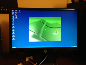 "20"" emachines LCD computer monitor"