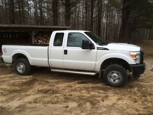 2011 Ford F-250 4x4 long Box