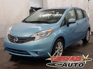 Nissan Versa Note SL A/C MAGS Bluetooth 2014