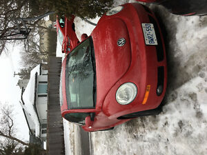 2007 Volkswagen Beetle Coupe (2 door)
