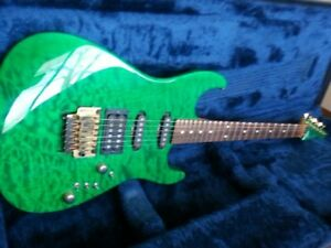 TOM ANDERSON - USA made, Suhr , PRS, Charvel , etc..
