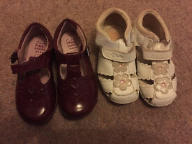 Clarks first shoes 'lights'