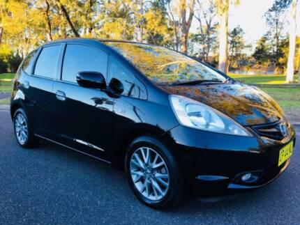 FINANCE FROM $46 PER WEEK* - 2010 HONDA JAZZ GLI VIBE AUTO HATCH Parramatta Parramatta Area Preview