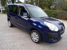 Fiat Doblo Mylife Wheelchair Scooter Access Disability Adapted WAV